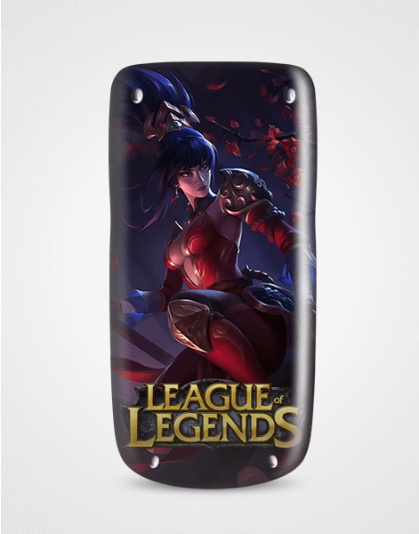 Nắp máy tính Casio League Of Legend 040