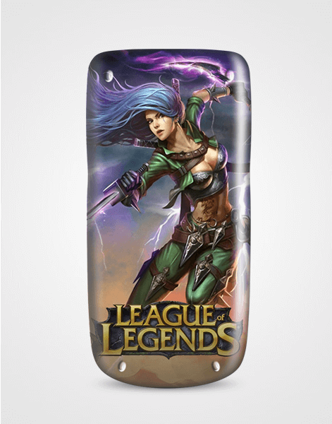 Nắp máy tính Casio League Of Legend 043