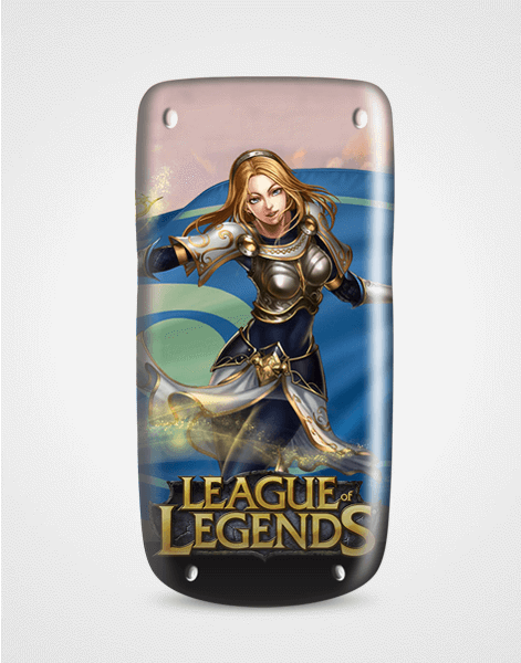Nắp máy tính Casio League Of Legend 044