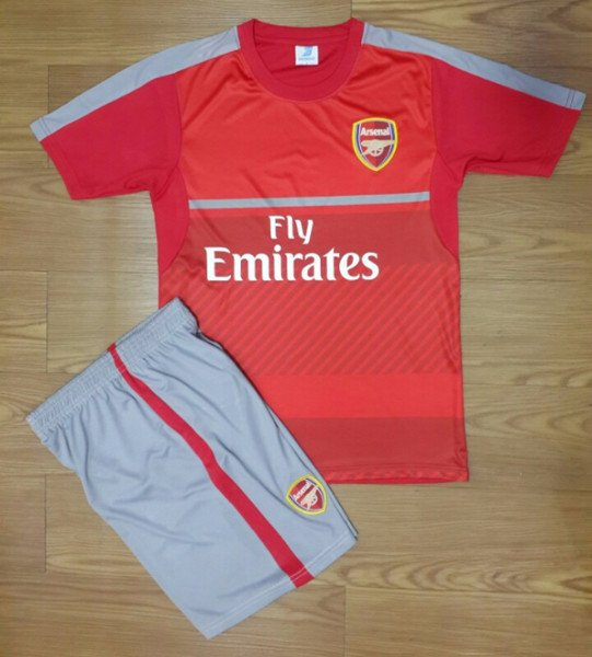 Áo Arsenal Training Đỏ 2016/17