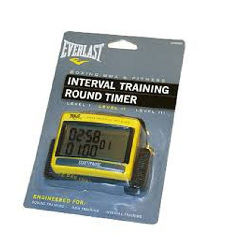 ĐỒNG HỒ INTERVAL TRAINING ROUND TIMER EVERLAST