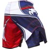 QUẦN VENUM UK HERO FIGHT SHORT - BLUE/RED/ICE