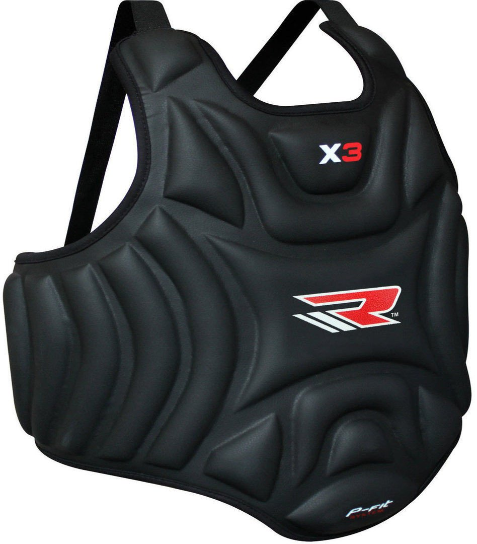 GIÁP ĐẤU RDX HEAVY DUTY GEL ARMOUR CHEST GUARD PROTECTION
