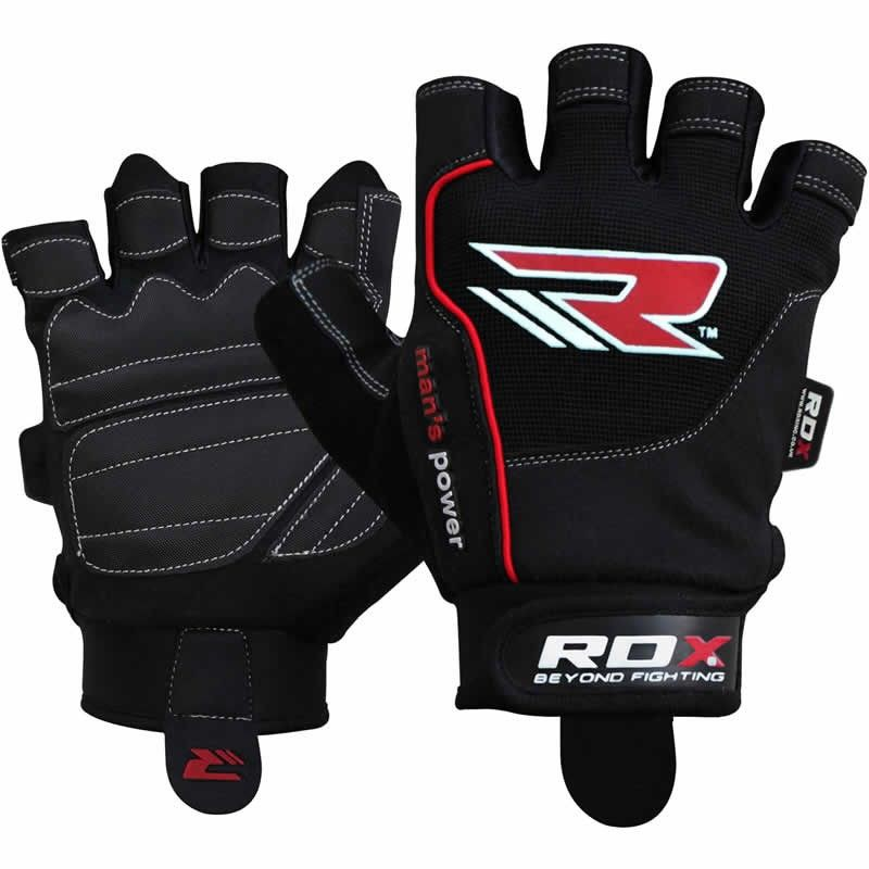 GĂNG TAY RDX AMARA WEIGHT LIFTING EXERCISE GYM GLOVES