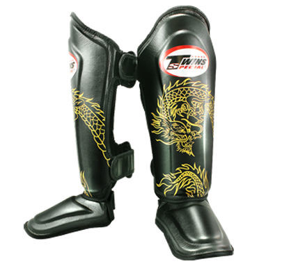 TWINS SPECIAL SHIN GUARDS PADS SGL 10-6G
