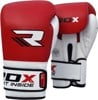GĂNG TAY RDX LEATHER GEL TECH TRAINING BOXING GLOVES - BLUE