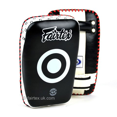 ĐÍCH ĐÁ FAIRTEX SMALL CURVED KICK PADS