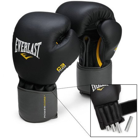 GĂNG TAY EVERLAST C3 PRO WEIGHTED HEAVY BAG BOXING GLOVES