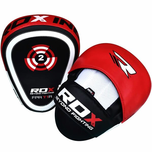 ĐÍCH ĐẤM RDX LEATHER-X HOOK AND JAB PADS