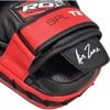 ĐÍCH ĐẤM RDX MMA BOXING COWHIDE LEATHER FOCUS MITTS