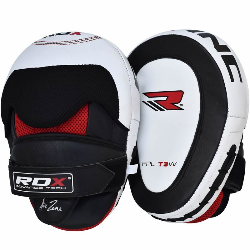RDX GEL LEATHER HOOK & JAD PADS