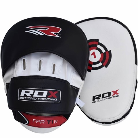 RDX CURVED HOOK & JAD PADS