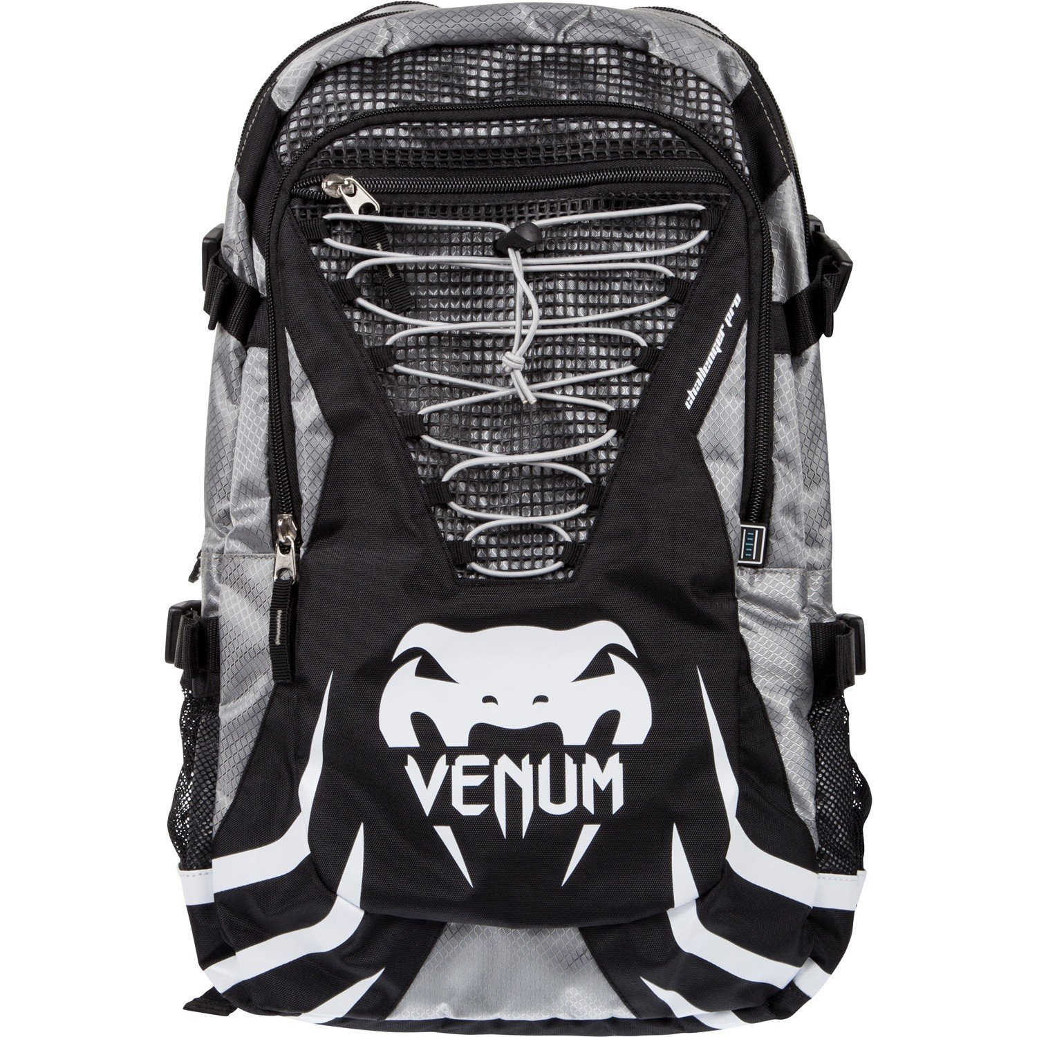 BALO VENUM CHALLENGER PRO BACKPACK - ĐEN/XÁM (VENUM CHALLENGER PRO BACKPACK - BLACK/GREY)