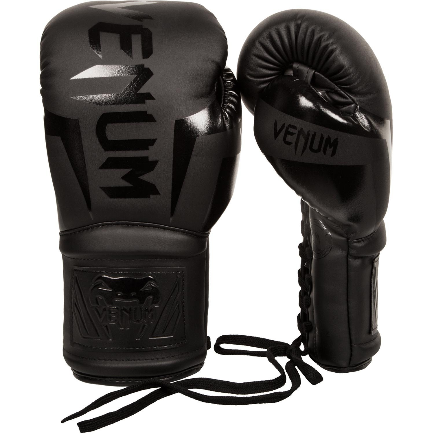 GĂNG TAY VENUM ELITE BOXING GLOVES WITH LACES
