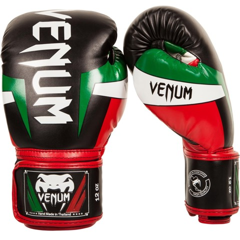 GĂNG TAY VENUM ELITE ITALY BOXING GLOVES