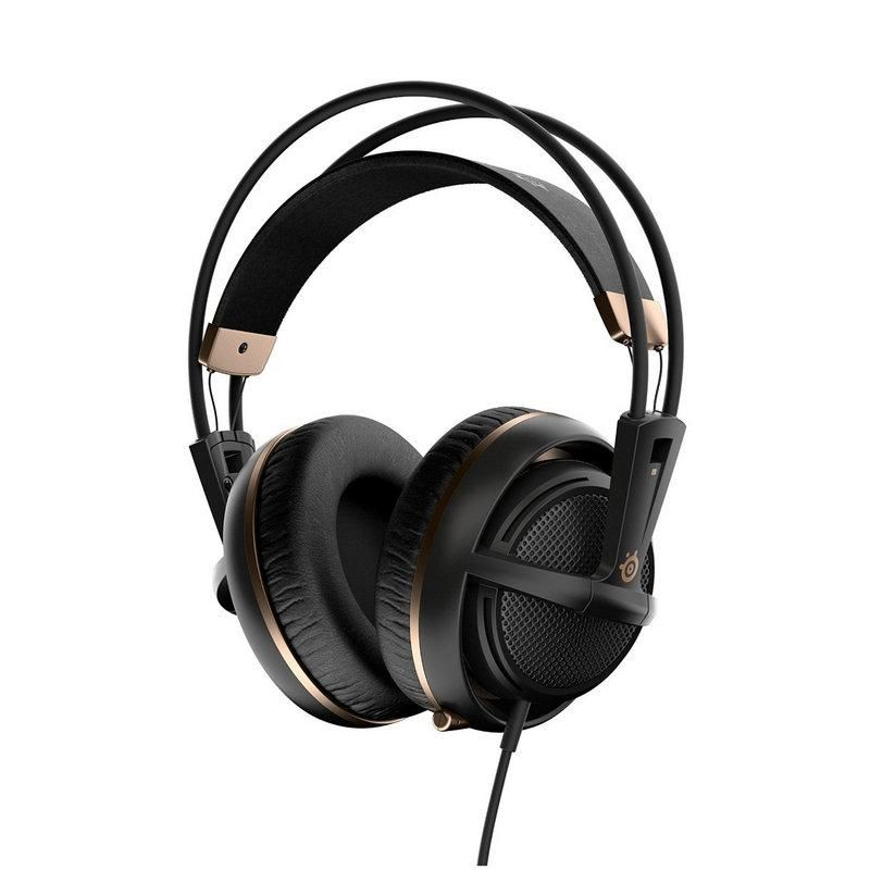 Steelseries Siberia 200 (Alchemy Gold)