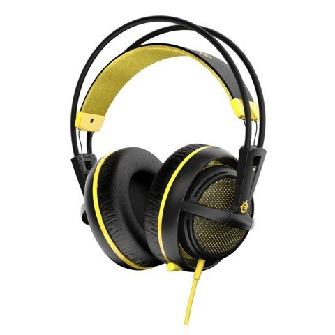 SteelSeries Siberia 200 (Proton Yellow)