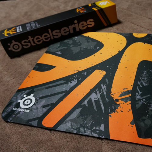 Steelseries QCK+ Fnatic v2 MousePad