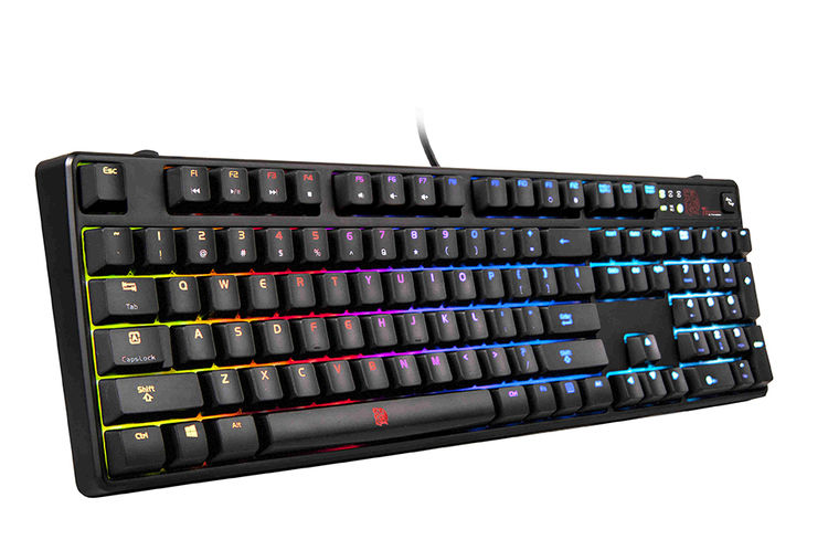Tt eSports Poseidon Z RGB - Blue switch