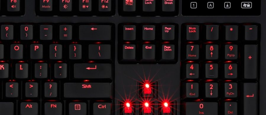 I-Rocks K10M Mechanical Keyboard