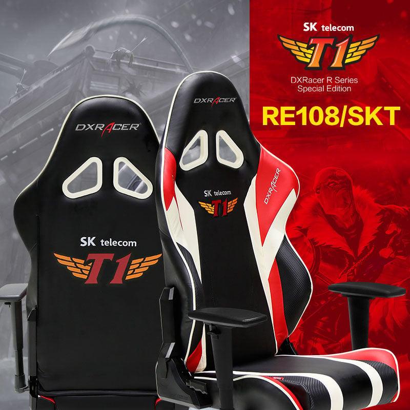 DXRACER - Racing Series - SKT OH / RE108 / NR / SKT