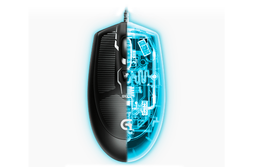 Logitech G100s Optical