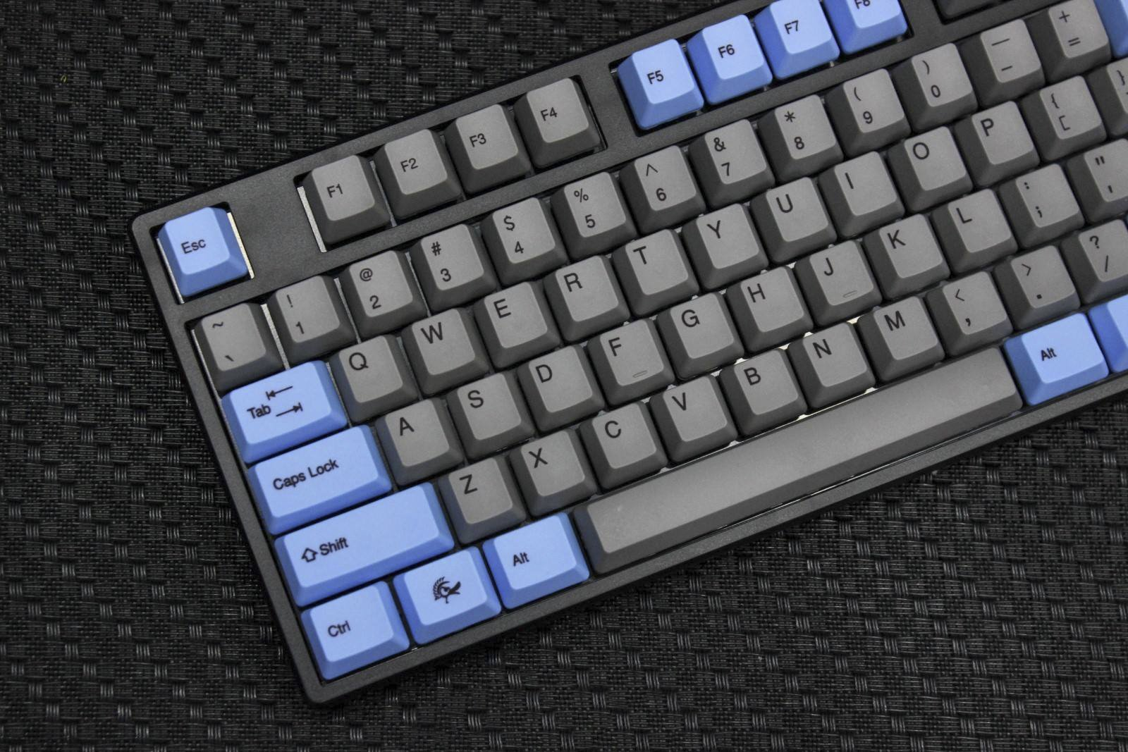 Ducky ONE PBT Blue / Grey