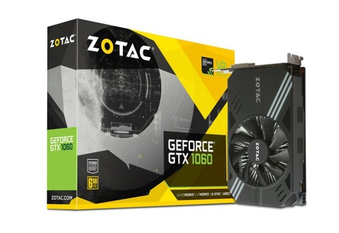 ZOTAC GeForce® GTX 1060 Mini 6G