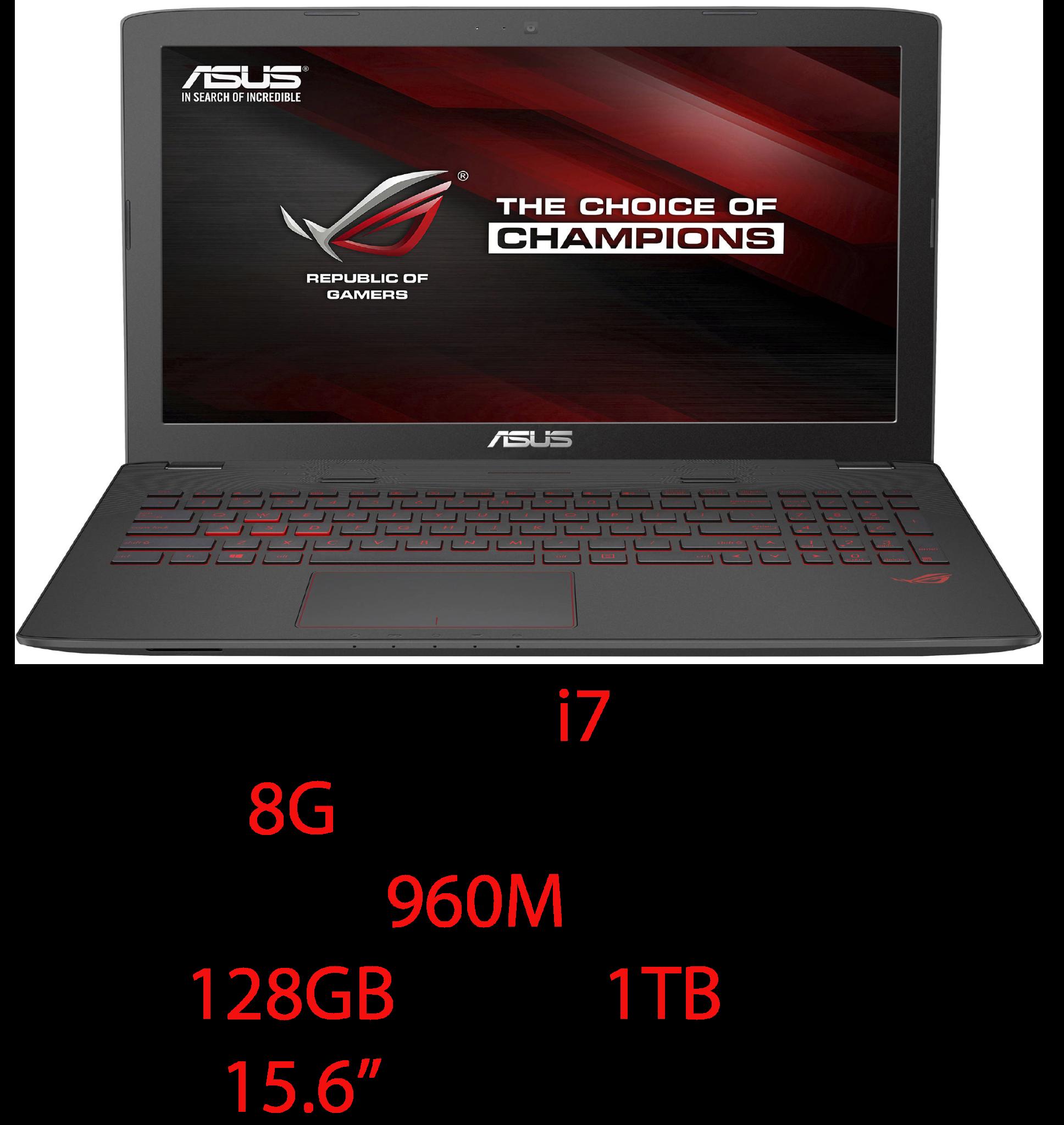 Laptop gaming ASUS GL552VW CN058D