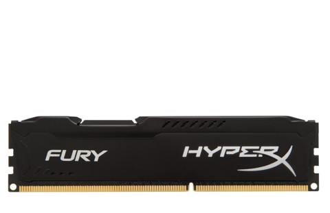 ( 4G DDR4 1x4G 2133 ) Kingston HyperX Fury Black