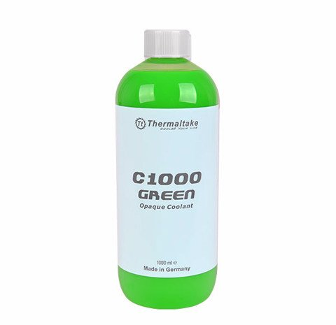 Thermaltake C1000 Opaque Coolant Green