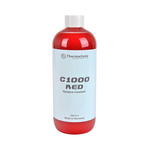Thermaltake C1000 Opaque Coolant Red