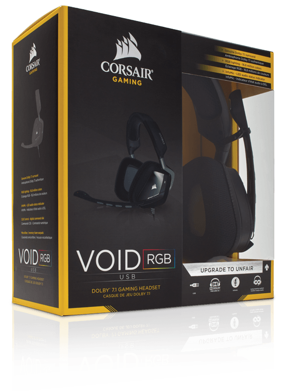 Corsair VOID USB RGB