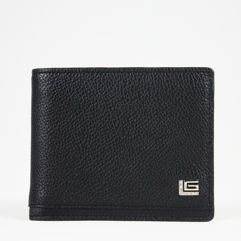 Wallet Basic Black