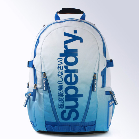 Dip Tarp Backpack Blue