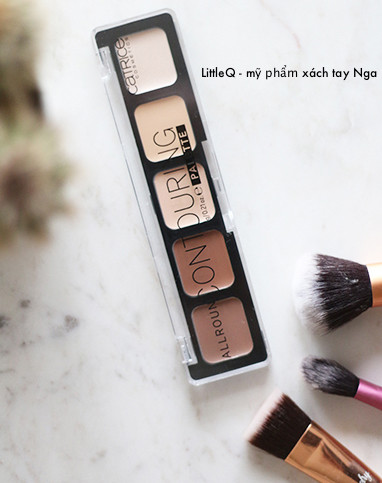 KEM TẠO KHỐI ALLROUND CONTOURING PALETTE CATRICE