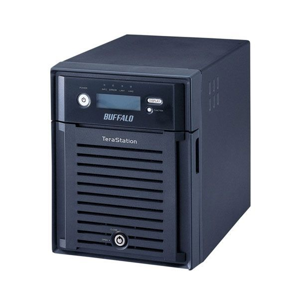 NAS Buffalo TeraStation TS-Xl/r5