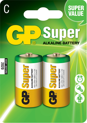 GP Super Alkaline C