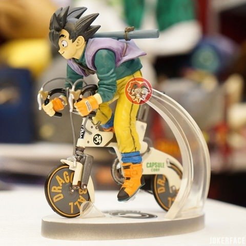 Mô hình Son Goku (Cycling ver.) - Dragon Ball