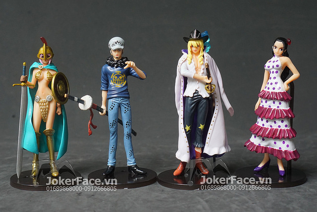 Set DressRosa vol.1 - One Piece