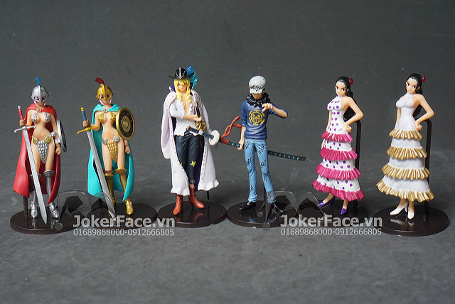 Mô hình Rebecca mini - One Piece