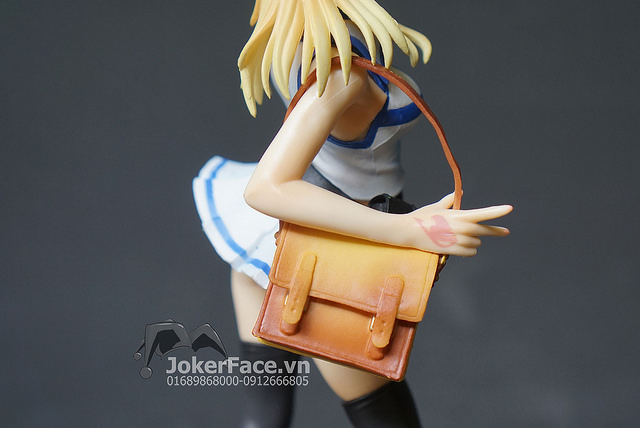 Mô hình Lucy Heartfilia (white ver.) - Fairy Tail