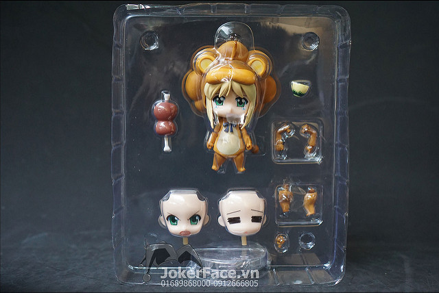Nendoroid Saber Lion Ver. - Fate/Stay Night