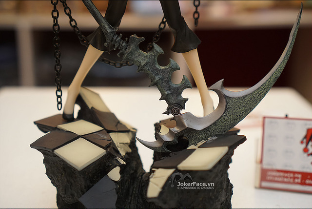 Mô hình Death Master (Original ver.) - Black Rock Shooter