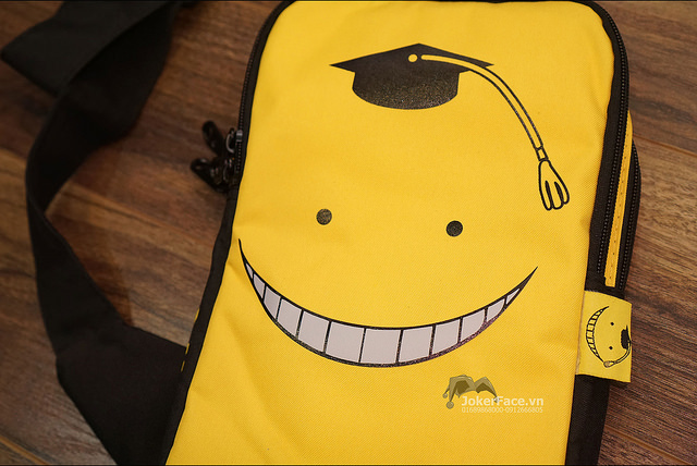 Cặp Ipad Koro Sensei - Assassination Classroom