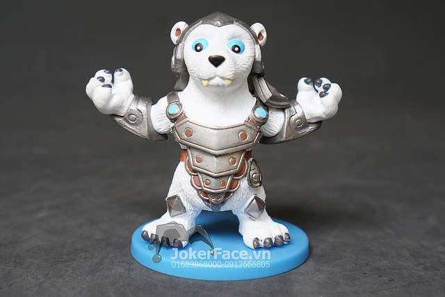 Mô hình Voli Bear chibi - League of Legends