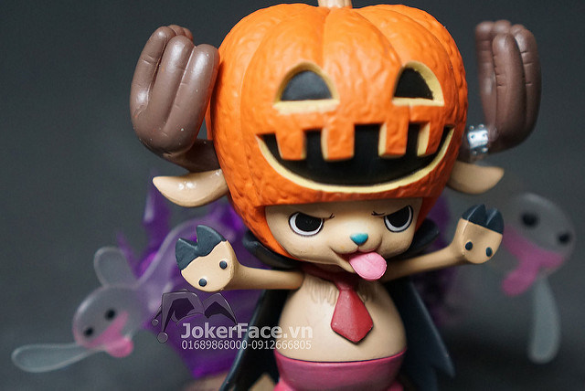 Mô hình Chopper Halloween - One Piece