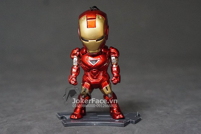 Móc khóa Iron man Mark 6 - Marvel
