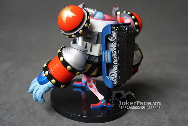 Mô hình Franky General SBC (Original) - One Piece