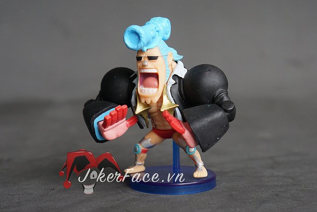 Set Dressrosa Battle chibi - One Piece